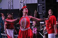 SÃO PAULO, SP, 01.12.2018 – CARNAVAL-SP – A Liga das Escolas de Samba de SP, comemora o dia Nacional do Samba com o lançamento do CD de Sambas de Enredo do Carnaval 2019, a escola de samba Colorado do Brás na Fábrica do Samba em São Paulo neste sábado, 01(Foto: Nelson Gariba/Brazil Photo Press)