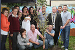 Tree Planting at the Open Day for Boyne Garda Youth Project...Picture Jenny Matthews/Newsfile.ie