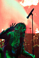 Rob Zombie @ Mayhem