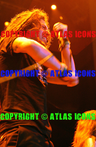 Shadows Fall;<br />