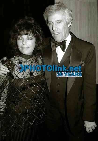 Burt Bacharach and Carole Bayer Sager 1984<br /> Photo By John Barrett/PHOTOlink