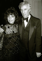 Burt Bacharach and Carole Bayer Sager 1984<br /> Photo By John Barrett/PHOTOlink