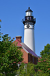 Au Sable Lighthouse in the Pictured Rocks National Lakeshore