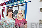 Cathriona Rohan from Cathriona's Hair Salon, Castlegregory who is welcoming Brid Johnson to the team this week.