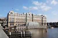 Nederland Amsterdam  2016 02 27. Het Amstehotel aan de Amstel.  Foto Berlinda van Dam / Hollandse Hoogte