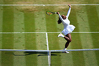 Serena Williams (USA)<br /> Wimbledon 06-07-2018 Roland Garros <br /> Tennis Grande Slam 2018 <br /> Foto Panoramic / Insidefoto <br /> ITALY ONLY