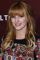 WESTWOOD, CA - NOVEMBER 06: Bella Thorne at The Hollywood Reporter's Next Gen 20th Anniversary Gala held at the Hammer Museum on November 6, 2013 in Westwood, California. (Photo by Xavier Collin/Celebrity Monitor)