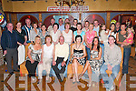celebrating: Denis Griffin, St Brendans Terrace, Killarney (seated third from left), celebrates his 60th birthday with friends and family in the Killarney.Avenue Hotel last Friday night.