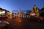 Dunleer Christmas Lights. Photo:Colin Bell/pressphotos.ie