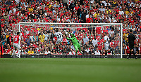 Pictured: Michel Vorm of Swansea City in action. Saturday 10 September 2011<br />