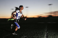 flag sport or women's football, women's sport, women, teenage, lifestyle, healthy life, Yissel, Yissel Hernazdez, sports fields in Hermosillo, Sonora, Mexico.<br /> <br /> deporte flag o futbol americano femenil, deporte de mujer, mujer, adolecente, estilo de vida, vida sana, Yissel, Yissel Hernazdez, campos deportivos en Hermosillo, Sonora, Mexico.  (Photo: LuisGutierrez/NortePhopto)