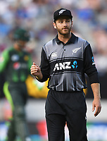 Kane Williamson.<br /> Pakistan tour of New Zealand. T20 Series.2nd Twenty20 international cricket match, Eden Park, Auckland, New Zealand. Thursday 25 January 2018. &copy; Copyright Photo: Andrew Cornaga / www.Photosport.nz
