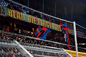31st October 2017, St Jakob-Park, Basel, Switzerland; UEFA Champions League, FC Basel versus CSKA Moscow; FC Basel fans before the match