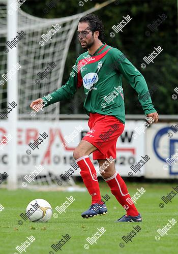 2011-07-24 / Voetbal / seizoen 2011-2012 / KFC Houtvenne / Snoeck Axel..Foto: mpics