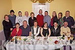 Drama Party: Party time for the Abbeyfeale Drama grouplst Friday night in Leen's Hotel, Abbeyfeale. Back l-r: Joan O'Connell, Lorcan McCurtin, Mikey O'Connor, Maurice O'Mara, Ann O'Mara, Pat Scanlon, Sean O'Connell, Eleanor O'Mahoney, Elaine Hennessy, Pat Lyons. Front l-r: Sheila Prendiville, Richie Prendiville, Sheila Collins, Chrissie O'Donnell, James O'Flaherty, Dick Woulfe.