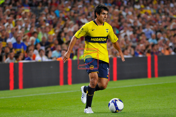 FC Barcelona vs Boca Juniors - Gamper 2008.