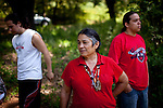 Winnemem tribal leader Caleen Sisk looks over their sacred site that is currently flooded by Shasta Lake, Calif., May 16, 2012..CREDIT: Max Whittaker/Prime for The Wall Street Journal.CEREMONY.