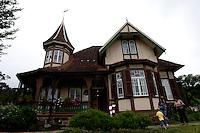 Canela_RS, Brasil...Castelo do Caracol em Canela,, Rio Grande do Sul...Caracol Castle in Canela, Rio Grande do Sul...Foto: MARCUS DESIMONI / NITRO