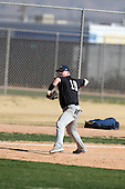 Logan Dennin during the Under Armour Pre-Season All-American Tournament at Kino Sports Complex on January 15, 2011 in Tucson, Arizona.  (Copyright Mike Janes Photography)