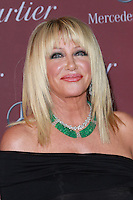 PALM SPRINGS, CA, USA - JANUARY 03: Suzanne Somers arrives at the 26th Annual Palm Springs International Film Festival Awards Gala Presented By Cartier held at the Palm Springs Convention Center on January 3, 2015 in Palm Springs, California, United States. (Photo by David Acosta/Celebrity Monitor)