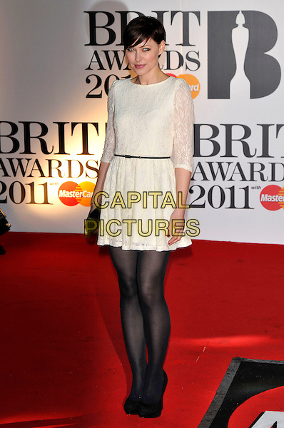 The Brit Awards 2011 Capital Pictures