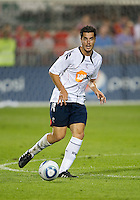 July 21, 2010  Bolton Wanderer Tamir Cohen No. 21 in action during the Carlsberg Cup match between the Bolton Wanderers FC and Toronto FC at BMO Field in Toronto..Th Bolton Wanderrs FC won 4-3 on penalty kicks.