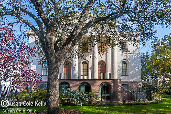 The South Carolina Historical Society in Charleston, South Carolina, USA