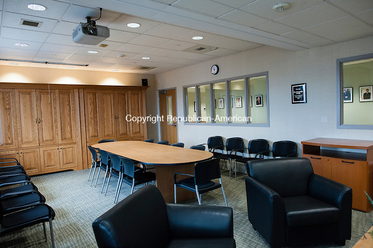 WATERBURY, CT-1 May 2014-050114EC02-  A renovated conference room at Waterbury Hospital. Erin Covey Republican-American