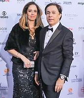 NEW YORK, NY 21.11.2016 - EMMY-2016 - Tom Cavalcanti durante tapete vermelho do Emmy Internacional 2016 prêmio dos melhores atores e novelas da TV, em Nova York, nos Estados Unidos na noite desta segunda-feira, 21.(Foto: Vanessa Carvalho/Brazil Photo Press)