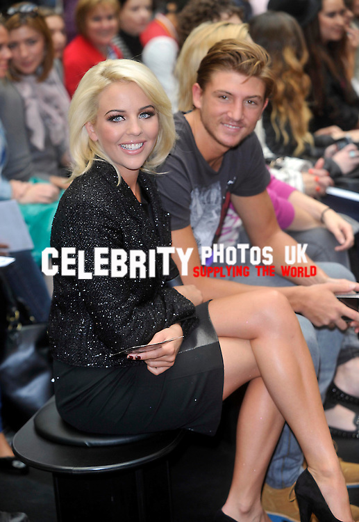 ..STYLE BIRMINGHAM LIVE  the Enchanted fashon show at the bullring hosted by  Lydia bright star of The Only Way is Essex 29/09/2012