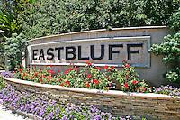 Newport Beach Eastbluff Monument Sign