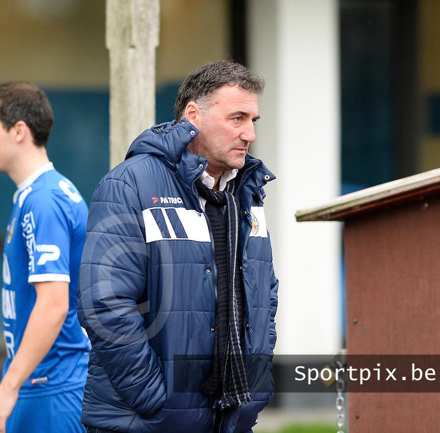 R Knokke FC : Yves Van Borm<br /> Foto VDB / Bart Vandenbroucke