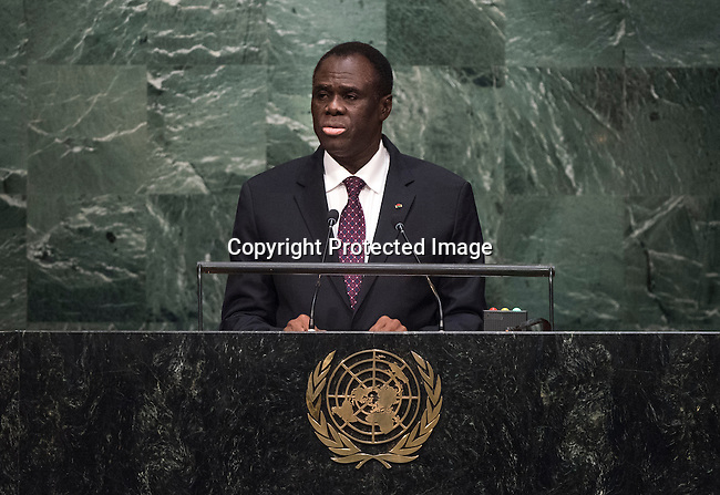 URKINAFASO<br /> H.E. MicheJ KAFANDO<br /> President of the Transition. President of Faso, Minister of National Defence and Veterans and Minister of Security<br /> General Assembly 70th session 25th plenary meeting<br /> Continuation of the General Debate