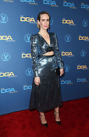LOS ANGELES, CA - FEBRUARY 2: Sarah Paulson at the 71st Annual DGA Awards at the Hollywood &amp; Highland Center's Ray Dolby Ballroom  in Los Angeles, California on February 2, 2019. <br /> CAP/MPIFS<br /> &copy;MPIFS/Capital Pictures