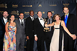 LOS ANGELES - APR 29: Winner, Sesame Street at The 43rd Daytime Creative Arts Emmy Awards, Westin Bonaventure Hotel on April 29, 2016 in Los Angeles, CA