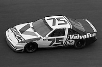 Neil Bonnett #75 Pontiac Daytona 500 at Daytona International Speedway in Daytona Beach, FL on February 14, 1988. (Photo by Brian Cleary/www.bcpix.com)