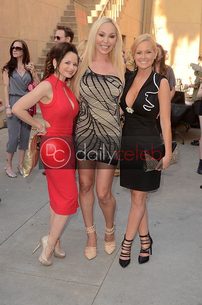 Berna Roberts, Mary Carey, Katie Lohmann<br /> at the Etheria Film Night 2017, Egyptian Theater, Hollywood, CA 06-03-17<br /> David Edwards/DailyCeleb.com 818-249-4998