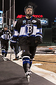 Will Suter (Bentley - 10) - The Bentley University Falcons defeated the Army West Point Black Knights 3-1 (EN) on Thursday, January 5, 2017, at Fenway Park in Boston, Massachusetts.The Bentley University Falcons defeated the Army West Point Black Knights 3-1 (EN) on Thursday, January 5, 2017, at Fenway Park in Boston, Massachusetts.