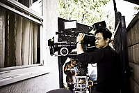 Insidious (2010)<br /> Behind the scenes photo of James Wan<br /> *Filmstill - Editorial Use Only*<br /> CAP/KFS<br /> Image supplied by Capital Pictures