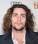 Aaron Taylor-Johnson attending the The 2012 Toronto International Film Festival.Red Carpet Arrivals for 'Anna Karenina' at the Elgin Theatre in Toronto on 9/7/2012