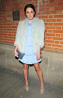 Rosanna Falconer at the Bardou Foundatioon's International Women's Day Gala, The Hospital Club, Endell Street, London, England, UK, on Thursday 08 March 2018.<br /> CAP/CAN<br /> &copy;CAN/Capital Pictures