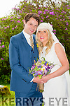 Siobhan O'Dowd, Ballyduff, daughter of Billy and Phil O'Dowd, and David Leahy, Causeway, son of Maurice and Carmel Leahy, were married at  ST.JOHN'S Church Causeway by Fr. Mossy Brick on Friday 19th June 2015 with a reception at Ballyseede Castle Hotel