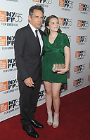 NEW YORK, NY - OCTOBER 01:Ben Stiller and Ella Stiller attends the New York Film Festival screening of The Meyerowitz Stories (New and Selected) at Alice Tully Hall on October 1, 2017 in New York City. <br /> CAP/MPI/JP<br /> &copy;JP/MPI/Capital Pictures