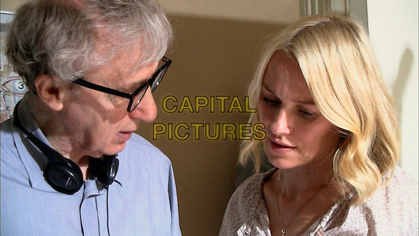 Woody Allen &amp; Naomi Watts<br /> in Woody Allen: A Documentary (2012) <br /> *Filmstill - Editorial Use Only*<br /> CAP/NFS<br /> Image supplied by Capital Pictures