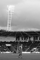 A general view of the Keepmoat Stadium during the first half<br /> <br /> Photographer David Shipman/CameraSport<br /> <br /> The EFL Sky Bet League One - Doncaster Rovers v Fleetwood Town - Saturday 6th October 2018 - Keepmoat Stadium - Doncaster<br /> <br /> World Copyright © 2018 CameraSport. All rights reserved. 43 Linden Ave. Countesthorpe. Leicester. England. LE8 5PG - Tel: +44 (0) 116 277 4147 - admin@camerasport.com - www.camerasport.com