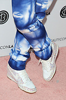 LOS ANGELES - AUG 12: Frankie Grande at the 5th Annual BeautyCon Festival Los Angeles at the Convention Center on August 12, 2017 in Los Angeles, California
