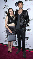WEST HOLLYWOD, CA, USA - JULY 10: Sophie Simmons, Nick Simmons at Paris Hilton's 'Come Alive' Single Release Party held at 1OAK on July 10, 2014 in West Hollywood, California, United States. (Photo by Xavier Collin/Celebrity Monitor)