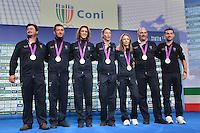 20120728 Olimpiadi Londra 2012 Le Medaglie Italiane di oggi  a Casa Italia