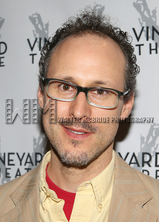 Gibson Frazier attending the Opening Night After Party for the Vineyard Theatre Production of 'Somewhere Fun' at the Vineyard Theatre in New York City on June 04, 2013.