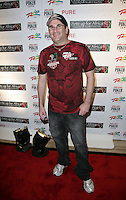 MIKE MATUSOW.The Ante Up for Africa Celebrity Poker Tournament at the Rio Resort Hotel and Casino, Las Vegas, Nevada, USA..July 2nd, 2009.full length jeans denim red top black baseball cap hat.CAP/ADM/MJT.© MJT/AdMedia/Capital Pictures